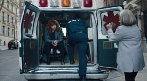 Nadia experiences each death consciously, with a jaded eye roll at the creativity of her freak accidents ... Russian Doll.