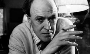 Roald Dahl in 1971.