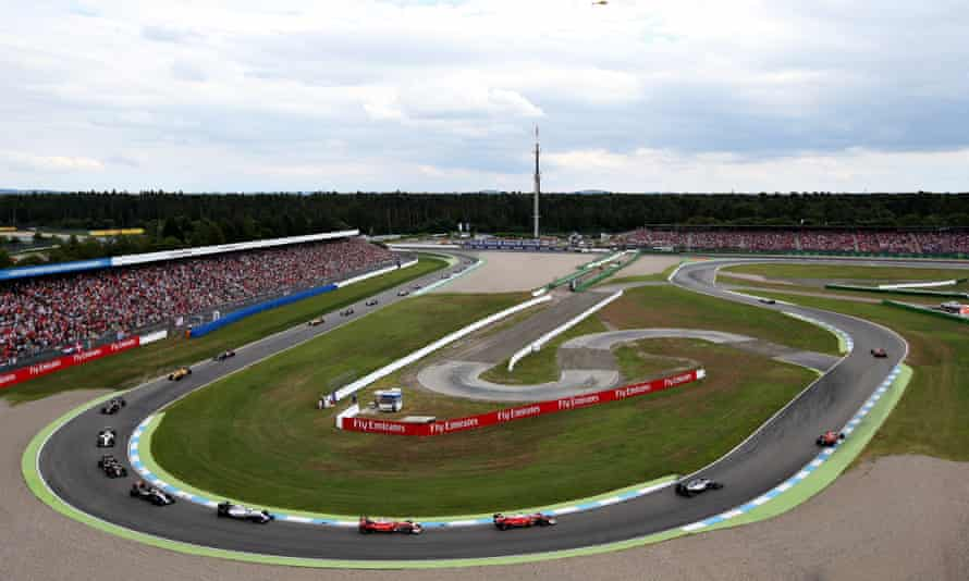 Hockenheim will not stage the German Grand Prix in 2017 meaning no home race for Mercedes and their new champion Nico Rosberg.