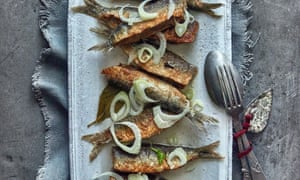 Sardines in vinegar brine