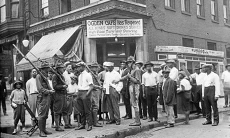 The Red Summer: Chicago's race riots remembered 100 years on – in pictures