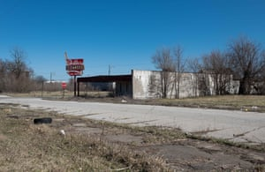 White flight followed factory jobs out of Gary, Indiana  Black