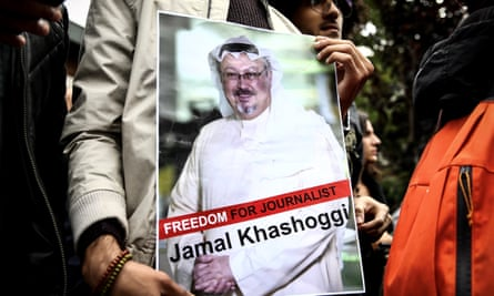 'Jamal Khashoggi was concerned about absolutes such as truth, democracy and freedom.'