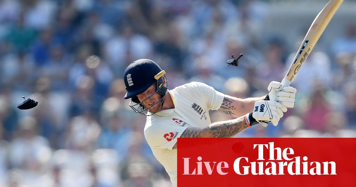 Ashes 2019: England v Australia, third Test day four –live!