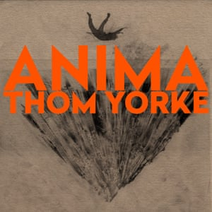 The artwork for Anima by Thom Yorke.