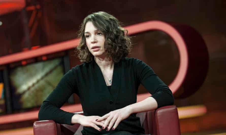 'After I have expressed my opinion on the murder I think that authorities in Russia could regard me as a political activist,' Zhanna Nemzowa told BBC Newsnight.