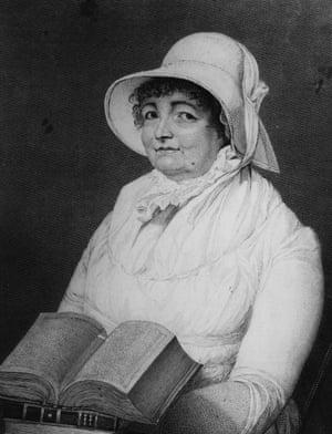 Joanna Southcott, the English prophet.