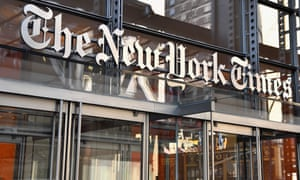 The executive editor of the New York Times accepted responsibility after the paper changed its headline.