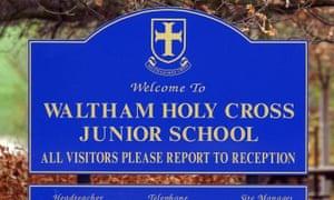 Waltham Holy Cross Junior School in Essex