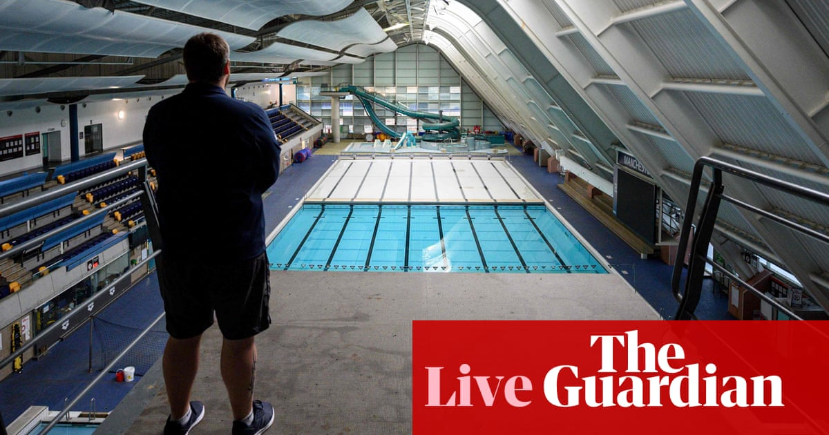 Coronavirus live news: England's gyms and pools reopen; WHO reports highest one-day global rise – The Guardian