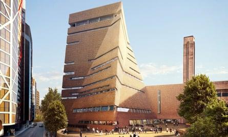 Grand opening … Tate Modern Switch House.