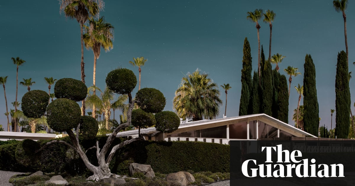 Palm Springs By Moonlight In Pictures Art And Design