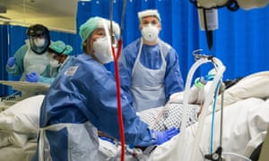 Damage to multiple organs recorded in 'long Covid' cases   World news   The Guardian