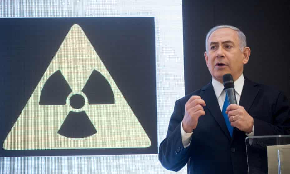 Benjamin Netanyahu's presentation may have been designed to persuade Donald Trump to quit the deal.
