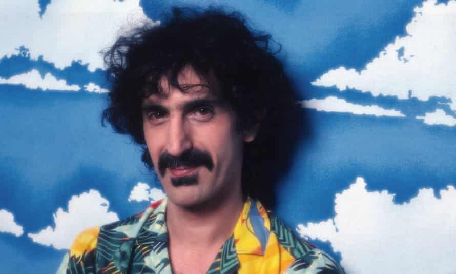 'Futurist and hologram enthusiast': Frank Zappa