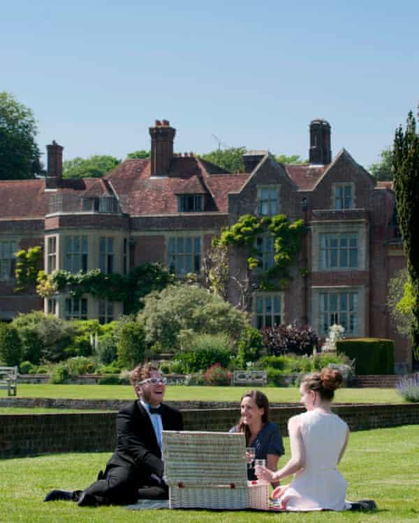 People at Glyndebourne
