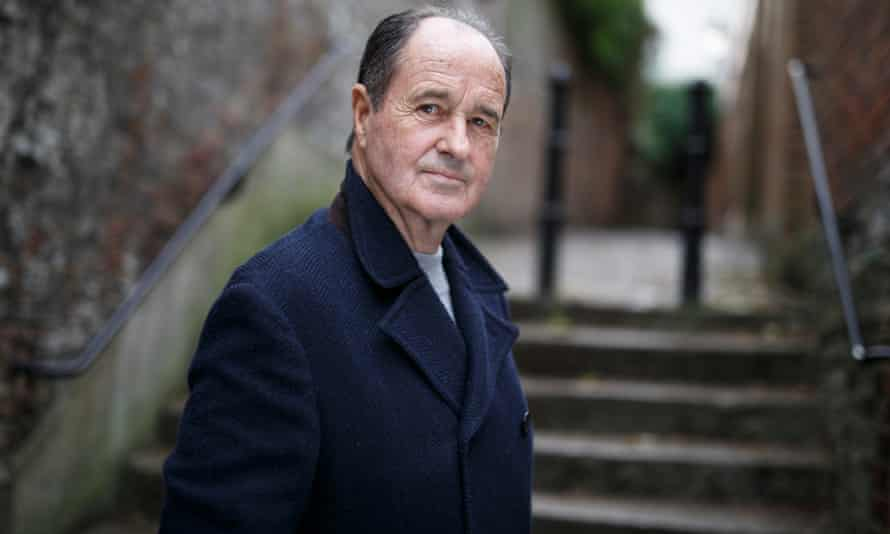 George Graham in Hampstead, north London. These days he says, 'I love golf. Even then I try to play defensively'.