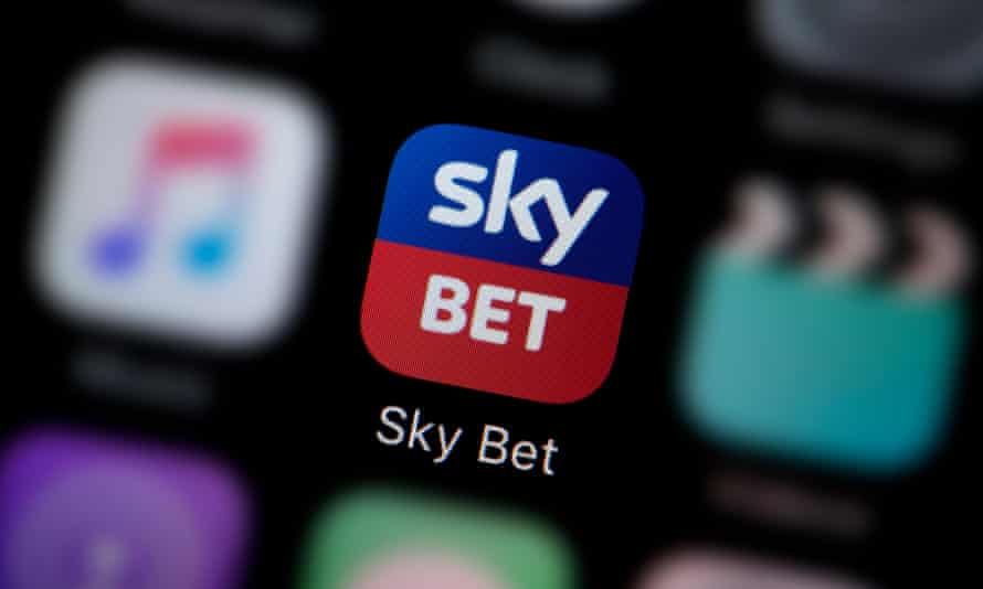 Sky Bet app icon