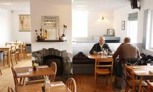 The Inver restaurant at Strachur, Argyll, Scotland