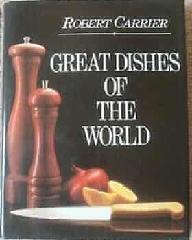 Best seller: Great Dishes of the World by Robert Carrier.