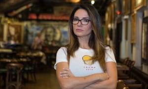 Ileana Garcia in Miami.