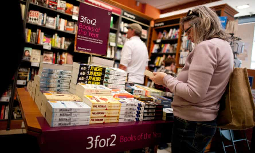 Waterstones's decision to stop accepting payments from publishers to promote books in its stores has been very influential.