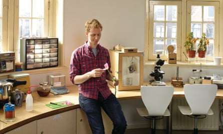 Pieter van Boheemen's laboratory in Amsterdam