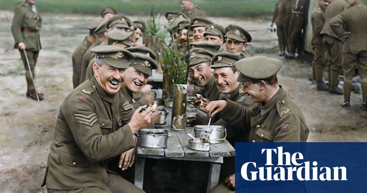 Imperial War Museums behind £2m project for new art on conflicts