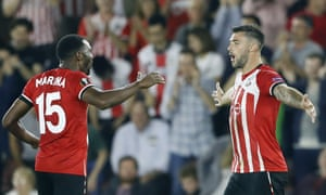 Cuco Martina and Charlie Austin both took their chance to impress in the Europa League