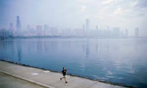 Affluent city-dwellers jog and bike to work, and enjoy longer life expectancies.
