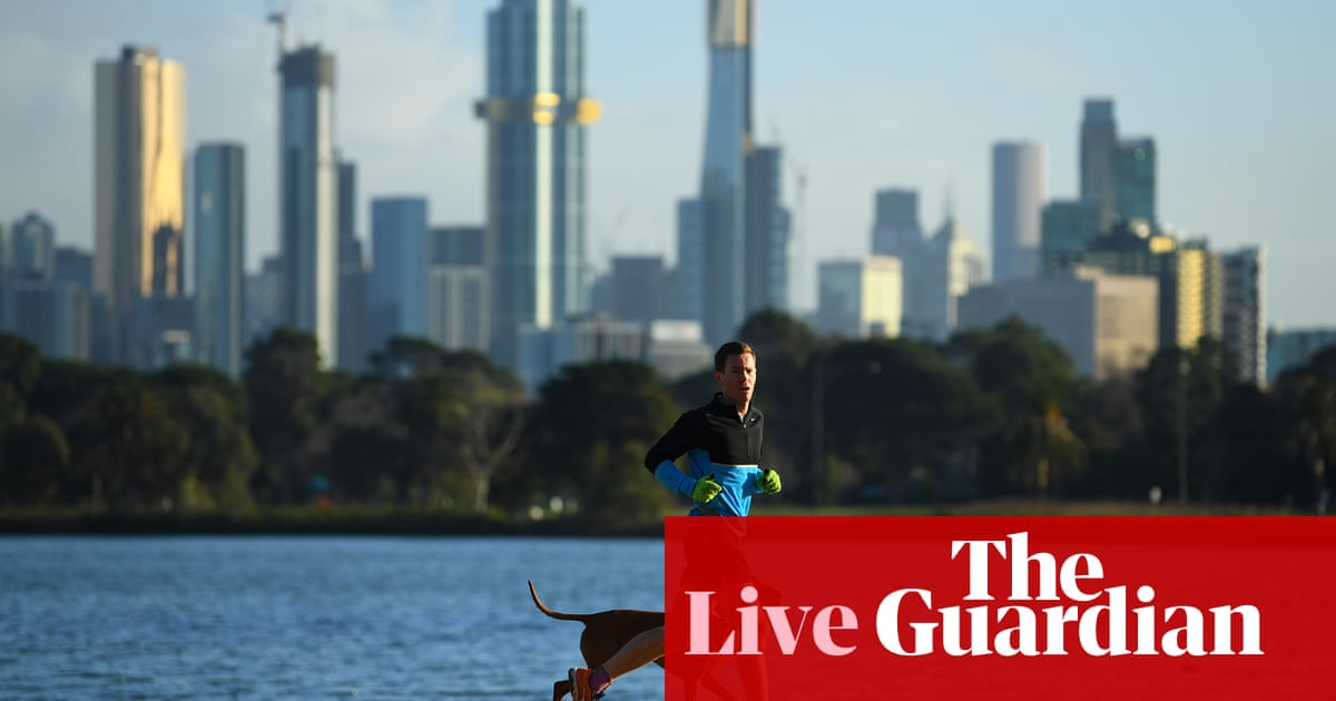 Australia Covid updates live: NSW reports 961 new cases and Victoria 779 as Geelong and Surf Coast exit lockdown tonight