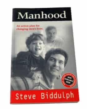Manhood by Steve Biddulph