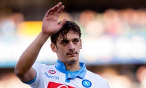 Manolo Gabbiadini has played for Italy six times.