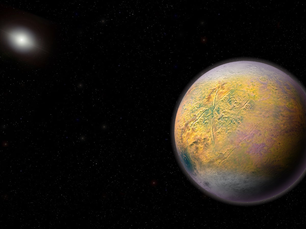 Beyond Pluto The Hunt For Our Solar System S New Ninth Planet Planets The Guardian