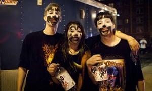 Insane Clown Posse fans.