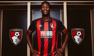 Colombia's Jefferson Lerma was signed by Bournemouth, who have a tiny stadium but received £111m in TV money.
