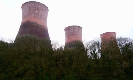 Buildwas cooling towers