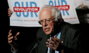 Our Revolution aims to create 'a Democratic party that is not a party of the liberal elite but of the working class of this country', Bernie Sanders said.