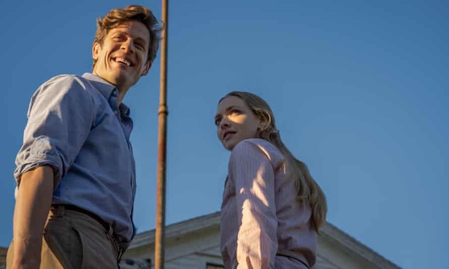 James Norton and Amanda Seyfried in Things Heard and Seen