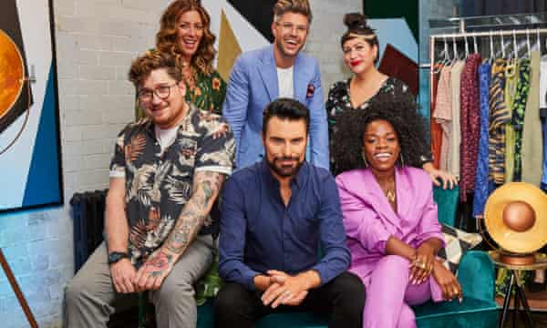 Forget Bake Off Now Tv Turns To The Great British Dress Up Fashion The Guardian
