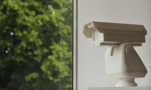 Ai Weiwei's Surveillance Camera, 2010.