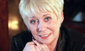 Liz Dawn in 2000