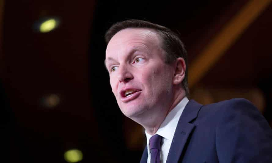 Senator Chris Murphy: 'The operation against Mr Bezos raises serious concern that other American citizens may have been deliberately targeted by the Kingdom of Saudi Arabia.'