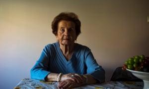 Edith Gluck, aged 92