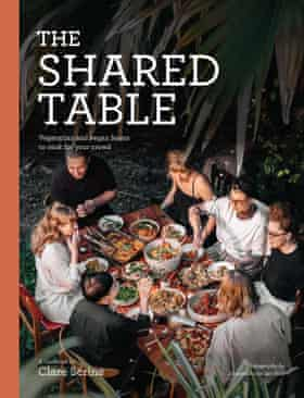The Shared Table book cover