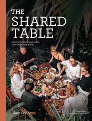 Cover of the Shared Table book