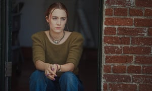 'Ronan is sensational, delivering arguably her greatest performance since she broke out with Atonement' ... Lady Bird