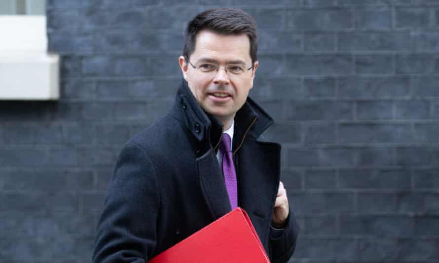 James Brokenshire, the secretary of state for housing, communities and local government