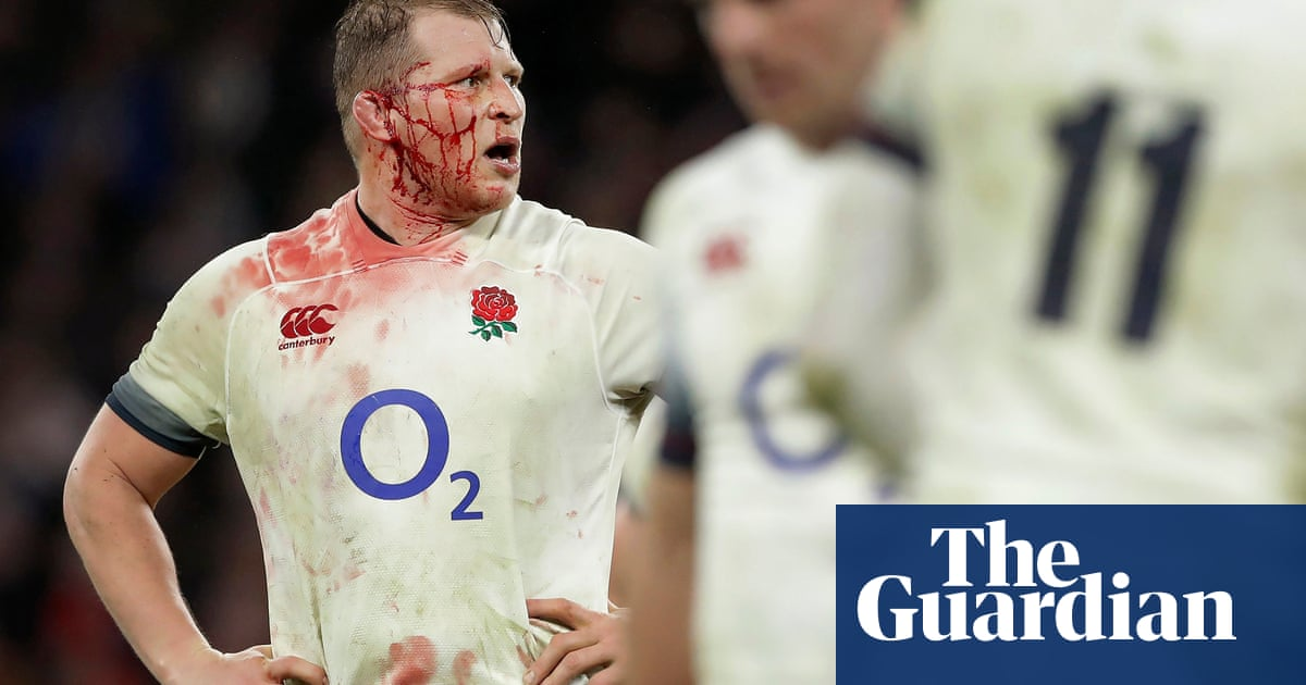 Dylan Hartley's friends reacted to World Cup omission 'almost like I died'