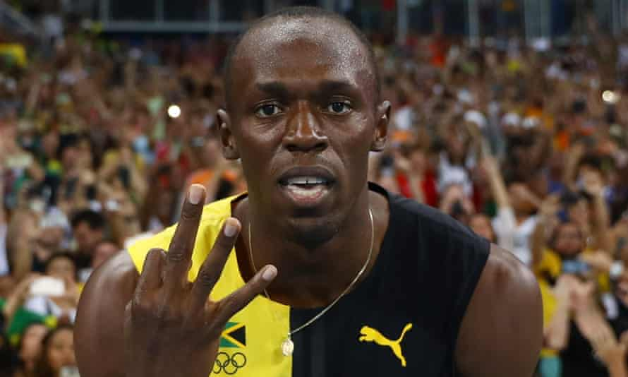 Usain Bolt completed the triple treble of Olympic gold medals at Rio 2016 but warned he will still be the man to beat in London next year with the pressure off.